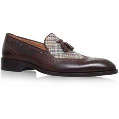 Etro Gents Suit Tassel Loafer (€690) ❤ liked on Polyvore featuring men's fashion, men's shoes, men's loafers, mens loafers shoes, mens tassel loafer shoes and mens tassel shoes