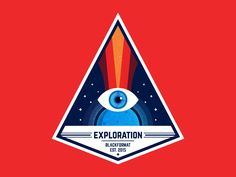 Another exploration badge for blackformat monthly challenges...