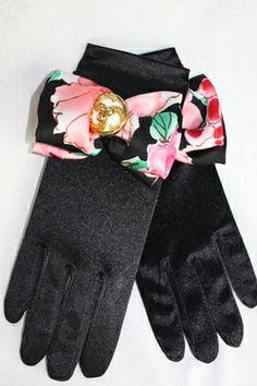 BlueBird BlackBird /Fashion Glove