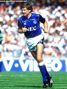 Paul Power - Everton