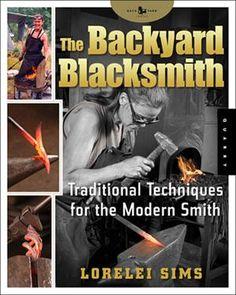 The Backyard Blacksmith : anvilfire.com Book Review