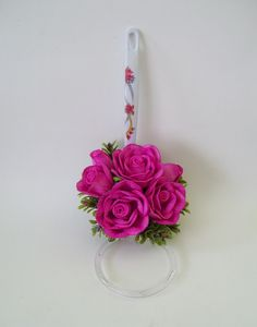 porta-pano-de-prato-com-flores-em-eva-enfeite.jpg (942×1200)