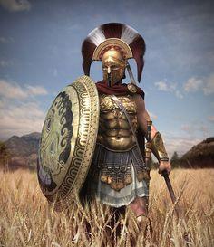 heavy Hoplites, Sparta