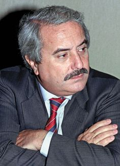 Giovanni Falcone was killed by a car bomb in 1992 for prosecuting the Mafia
