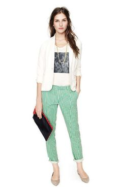 This is my favorite of the Madewell collection this Spring. I adore this whole look.