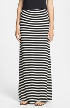 Caslon® Convertible Maxi Skirt (Regular & Petite) available at #Nordstrom