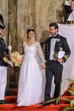 Principe Carl-Philip Di Svezia e Sofia Hellqvist