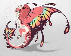 My names bright claw. Im a butterfly dragon. My reckless and rebellious nature often lands me in trouble