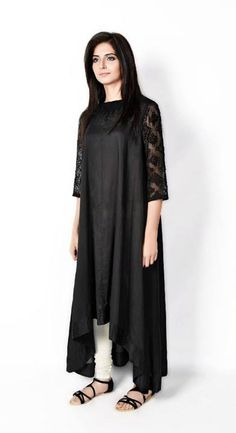 Eid Look Book Collection 2013 for Women Ethnic by Outfitters (1)