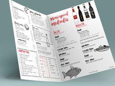 Carta espacio gastronómico Espai Roma 2009 dentro de las instalaciones del FC Barcelona de la empresa Singularis
