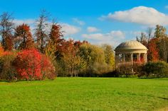 PARIS - VERSAILLES - English Garden of the Petit Trianon and the Temple of Love - http://fuievouvoltar.com
