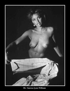 Opinion nude picutres of vanessa williams