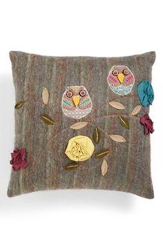 'Owls' Pillow