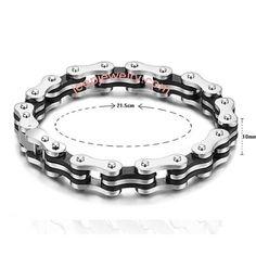 Titanium steel bracelet man accessories wholesale non-mainstream bracelet birthday gift to restore a