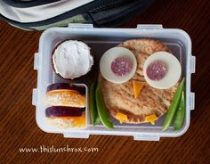 cute food ideas for kids images | food gifts: cute owl made of food, kids craft ideas - crafts ideas ...