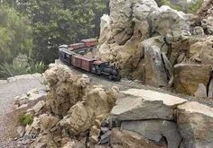 Nice elevated track