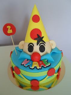 Bumba cake e