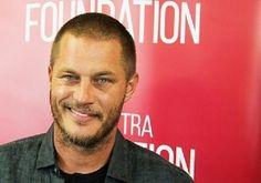 Travis Fimmel, Travis Vikings, Ragnar Lothbrok Vikings, A Team, Sexy Men, Eye Candy, Handsome Man, Guys, Celebrities