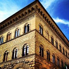 Palazzo Medici-Riccardi nel FIorence, Toscana