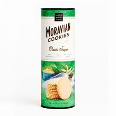 Classic Sugar Moravian Cookies from Salem Baking Company
