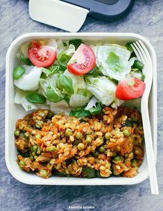 Kaszotto warzywne Clean Recipes, Veggie Recipes, Healthy Dinner Recipes, Vegetarian Recipes, Cooking Recipes, Pasta Dinners, Meals, Meat Diet, Risotto Recipes