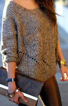 31+ Sweater for Winter and Fall - Style Spacez