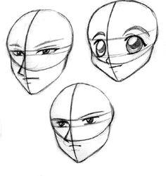 How to draw manga.