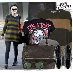 607. Celebrity Style: Ashlee Simpson, created by nastyaafanasova on Polyvore