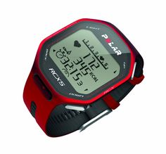 Polar RCX5 red. Power Source: Battery Function: Light Function: yes Start / Stop Function: yes Alarm Function: yes Time Function: alarm Date stop watch time week and day display Heart Rate Frequency Function: Heart Frequency Heart Frequency Zones Running Function: Speed speedometer cadence .