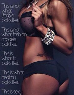 80 Female Fitness Motivation Posters That Inspire You To Work Out - Gravetics #WomenFitnessMotivation