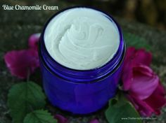 Blue Chamomile Face Cream – Updated Version this if from the nerdy farmwife