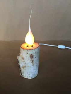 Hey, I found this really awesome Etsy listing at https://www.etsy.com/listing/285430659/4-birch-log-lamp-with-pearlized-silicone