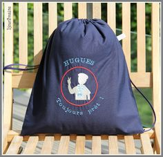 Afficher l'image d'origine Camp Scout, Drawstring Backpack, Creations, Camping, Backpacks, Europe, Couture, Scouting, Bags