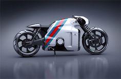 Pareltje: Lotus' eerste motor is een superbike van de Tron-designer | B R I G H T