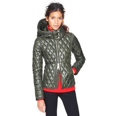 Authier® quilted jacket - in good company - Women's outerwear - J.Crew