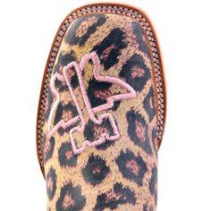 Tin Haul Leopard Cowboy Boots|Tin Haul Boots