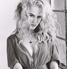 Nicole Kidman. Repinned from Brandy Gwen via Therin Costa.
