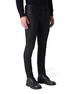SLEENKER 0663Q, Black Jeans