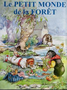 LE Petit Monde DE LA Forêt Illustré René Cloke 2003 | eBay