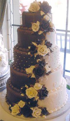 tortas de bodas, tortas de novios,