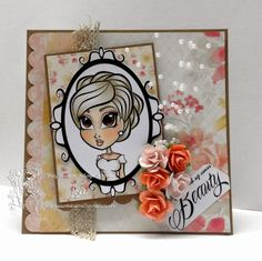 Simply Betty Stamps Birthday Betty Boo's Blog Hop