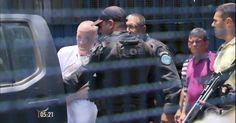 Ex-bilionário Eike Batista passa a primeira noite no presídio de Bangu