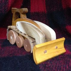 Work Vehicles Series - Bulldozer
