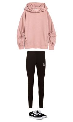 """""""Untitled #652"""" by maritzawaffles on Polyvore featuring adidas Originals"""