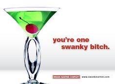 Repin this SwankMartini.com ecard and  add message to a friend...