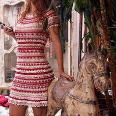Vanessa Montoro @Vanessa Samurio Samurio Samurio montoro Instagram photos | Websta Crochet hoochie coochie dress
