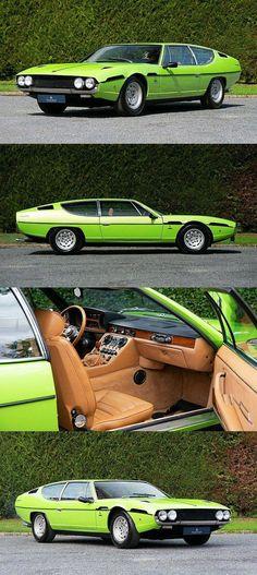 1972 Lamborghini Espada Series II Source by Related posts: No related posts. Green Lamborghini, Lamborghini Espada, Alfa Romeo, Ford Motor Company, Weird Cars, Cool Cars, Ford Focus, Ford Mustang, Bugatti