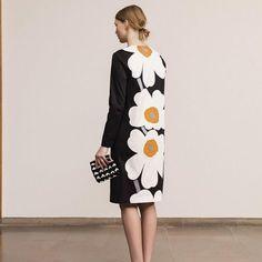 Perfect Saturday dress. // #marimekko #aw15