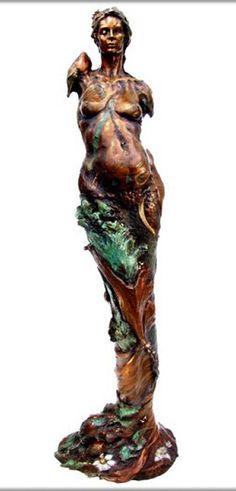 Title: Fertility Artist: Nano Lopez Type: Bronze Sculpture Edition: 16 Size: 37.5 x 12