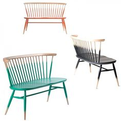 Benches by Ercol - sweet home